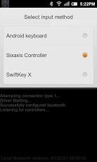 Sixaxis Controller UI thetechhacker