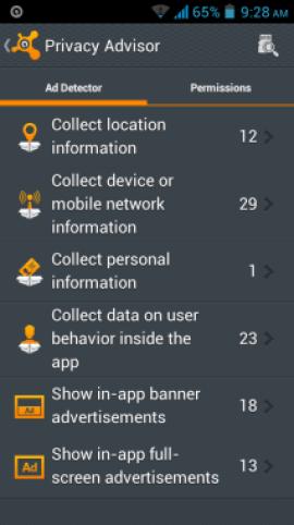 Privacy Advisor