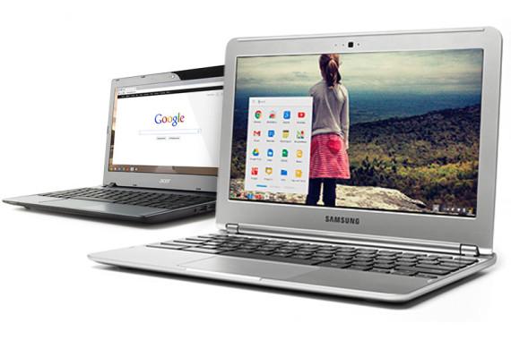 Samsung Chromebooks