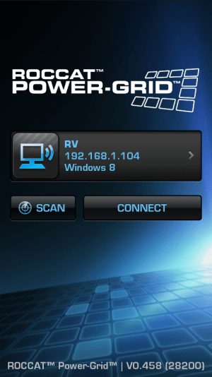 Roccat Android Connection