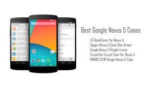 Best Google Nexus 5 Cases & Covers