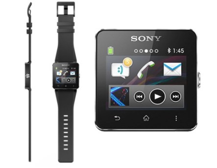 Sony Watch2