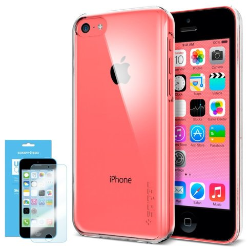 Spigen iPhone 5C Clear Case