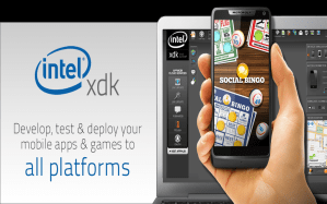 Intel XDK An App development App For Beginners