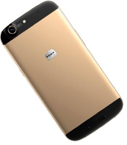 Micromax Canvas Gold A300 Build Quality
