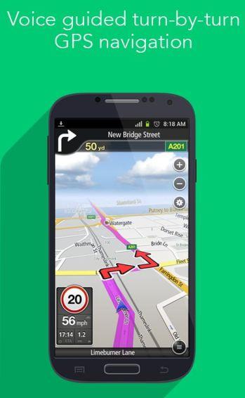 Navfree Free GPS Navigation