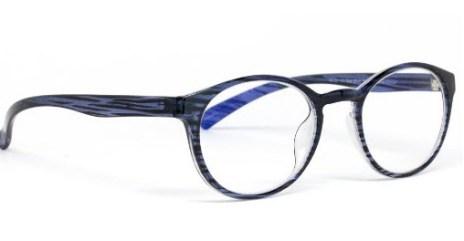 Phonetic Eyewear Alpha in Ocean Stripe