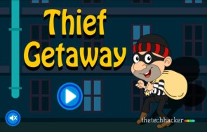 Thief Getaway-Android Game Review