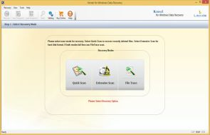 Recover Data From Corrupted Drives With Kernel Data Recovery For Windows