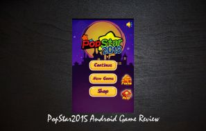 PopStar2015 Android Game Review