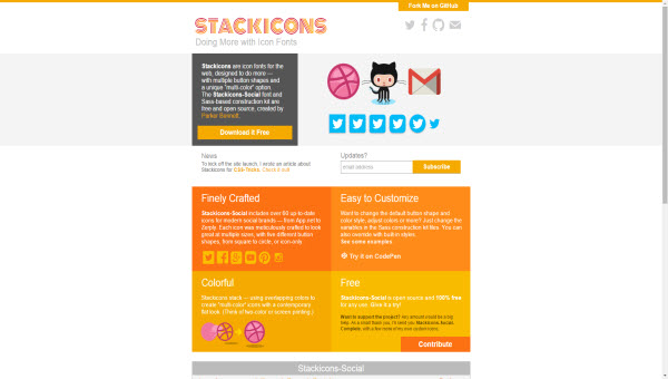 StackIcons