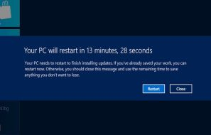 Ways to Stop the Restart of Your Computer after Installing Updates