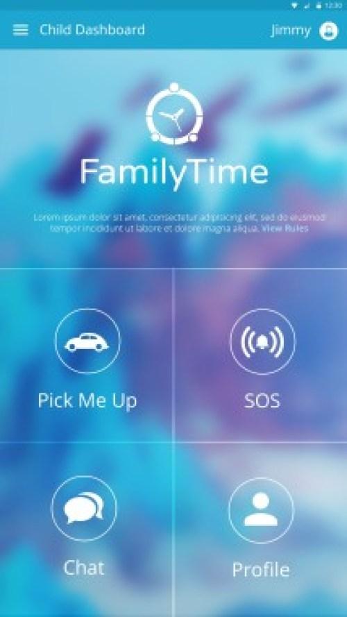 FamilyTime Dashboard