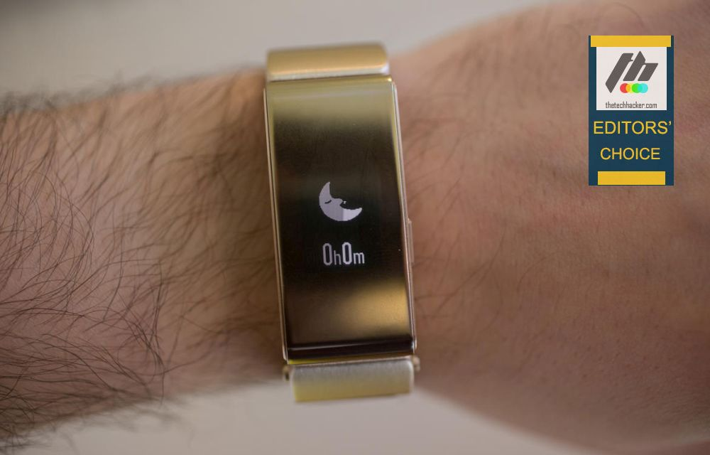 Huawei TalkBand B2 Smart Watch Review