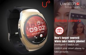 U Watch UO Smart Watch Review