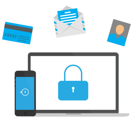 Protect Online Identity