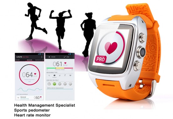 iMacwear M7 Fitness Tracking Features