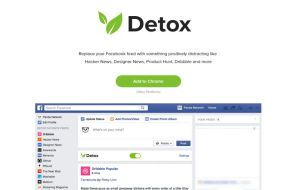 Detox Replaces Your Facebook News Feed With Real News