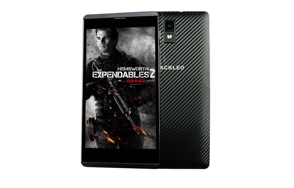 JACKLEO TANK JL552 Smartphone Specifications and Details