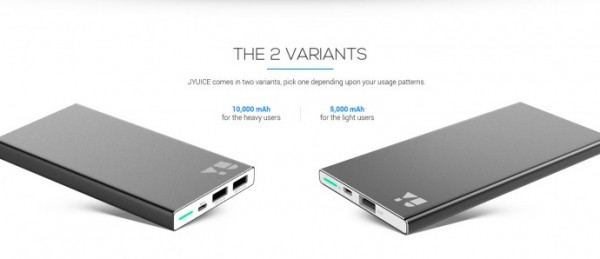YU JYUICE Power Banks Price and Availability