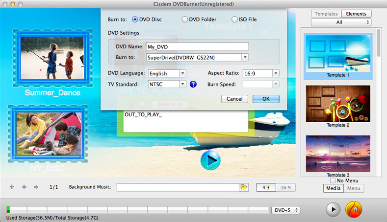 Cisdem DVD Burner for Mac - Features and Review