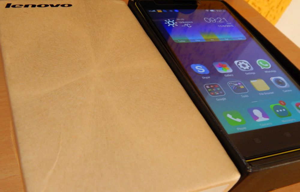 Lenovo K3 Note Giveaway