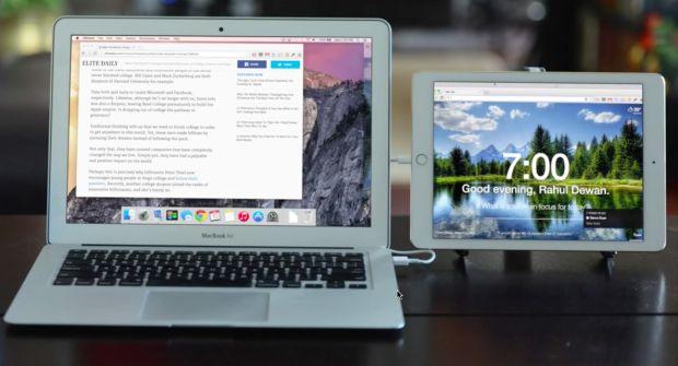 iPad as Secondary monitor