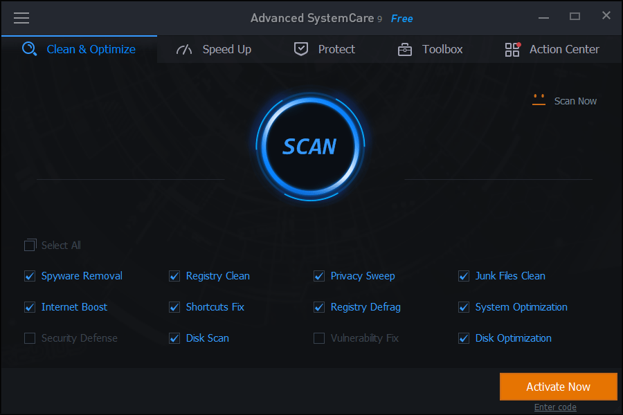 iobit-advanced-systemcare-9-dark-dashboard