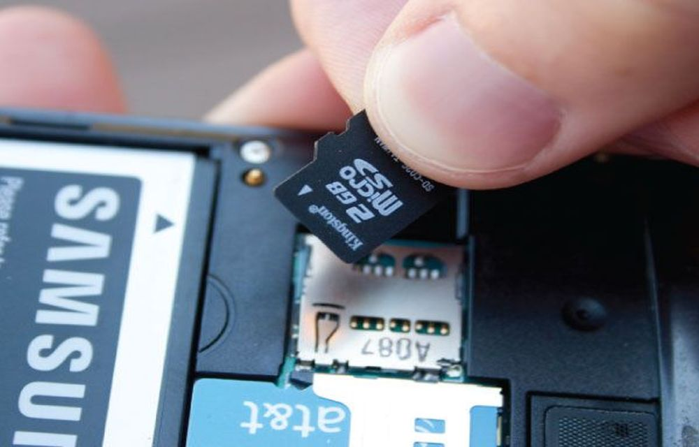 Android SD Card File Categories Explained