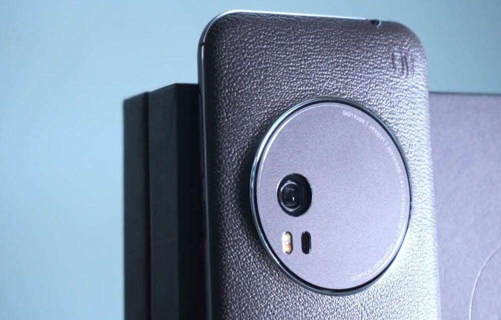 Asus Zenfone Zoom Camera