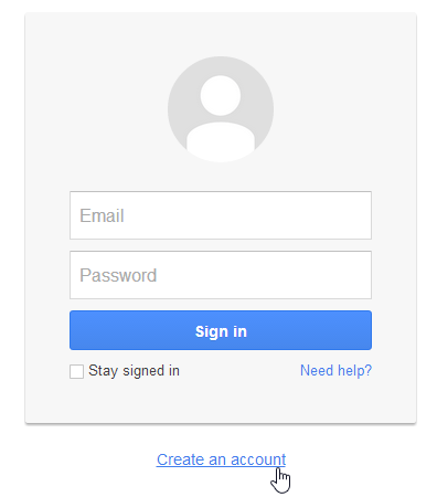 create-gmail-account