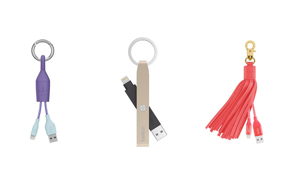 Belkin Launches Fashionable Lightning Cables Collection