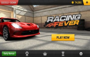 Racing Fever Game Review