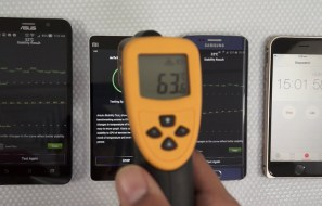 How to Prevent Over Heating of Android Smartphones- Things to Try Before Pouring Some Water