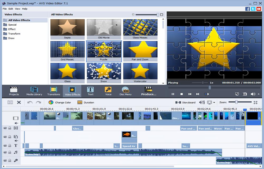 Top 10 Video Editor softwares