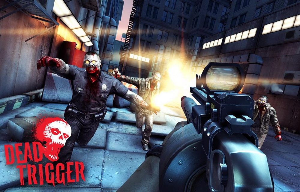 Dead Trigger Android Offline Game