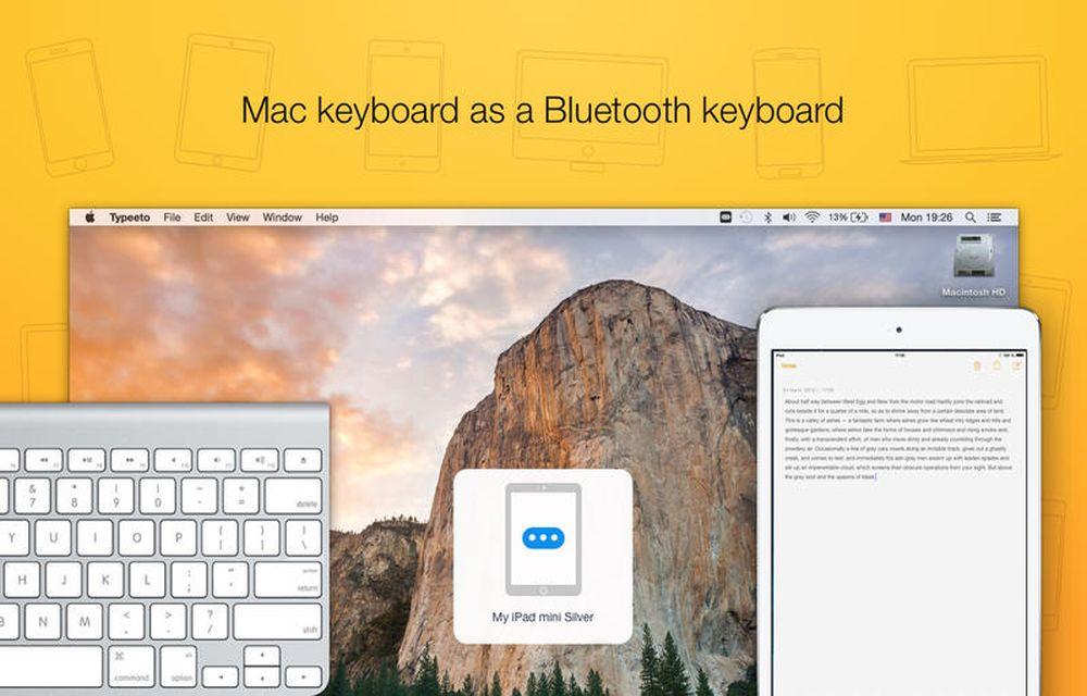 Typeeto Mac App Review - Turn Your Mac as Universal Keyboard