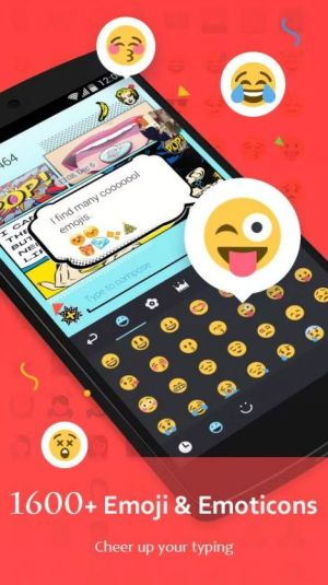 Best Emoji Keyboards for Android - Packed with Stickers, GIF