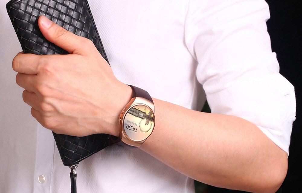 KingWear KW18 Budget Smartwatch Review