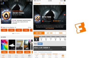 Fandango might be the Best Movie Showtimes App for iPhone