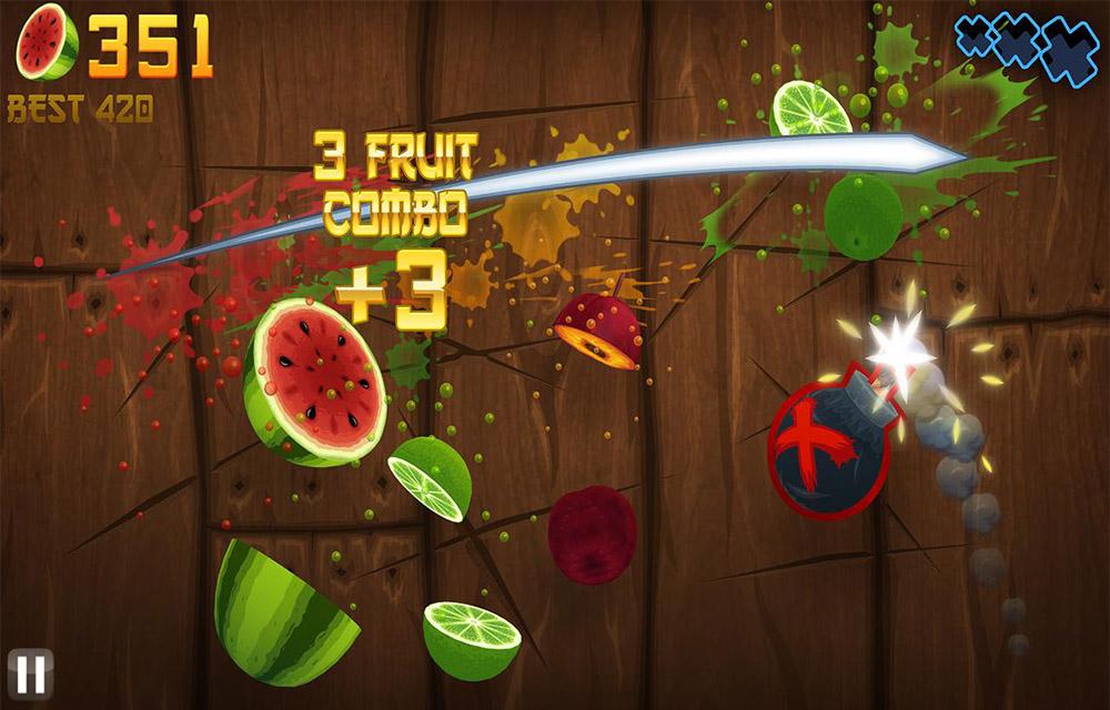 Free Fruit Game