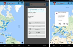 Stack Airport Wi-Fi Networks and Their Passwords Inside your Phone with WiFox