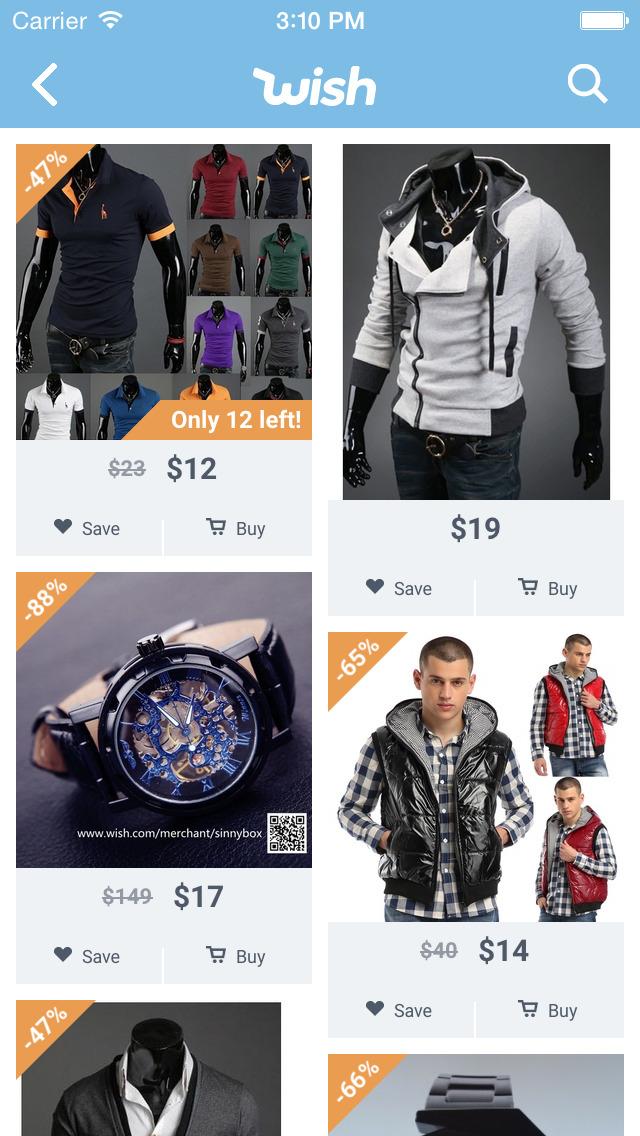 wish-shopping-app
