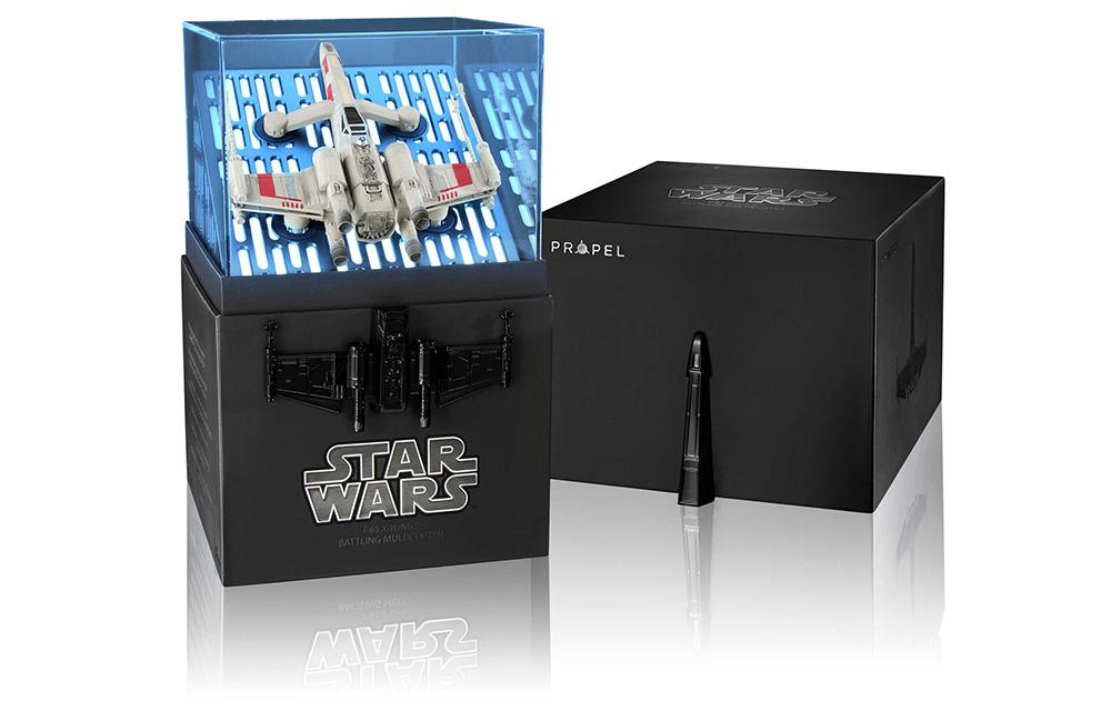 Star Wars Battle Quad Box