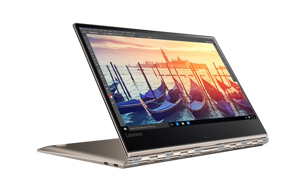 Lenovo Yoga 910 Like a Tablet