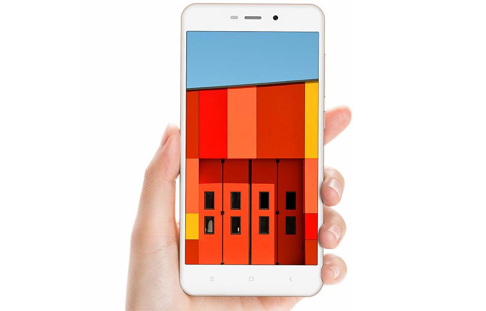 Xiaomi Redmi 4A Display