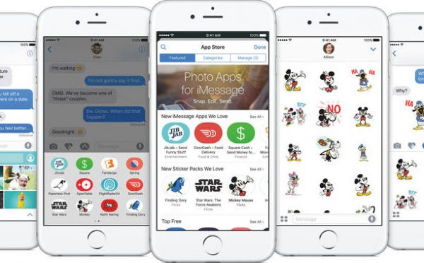 iMessages Apps