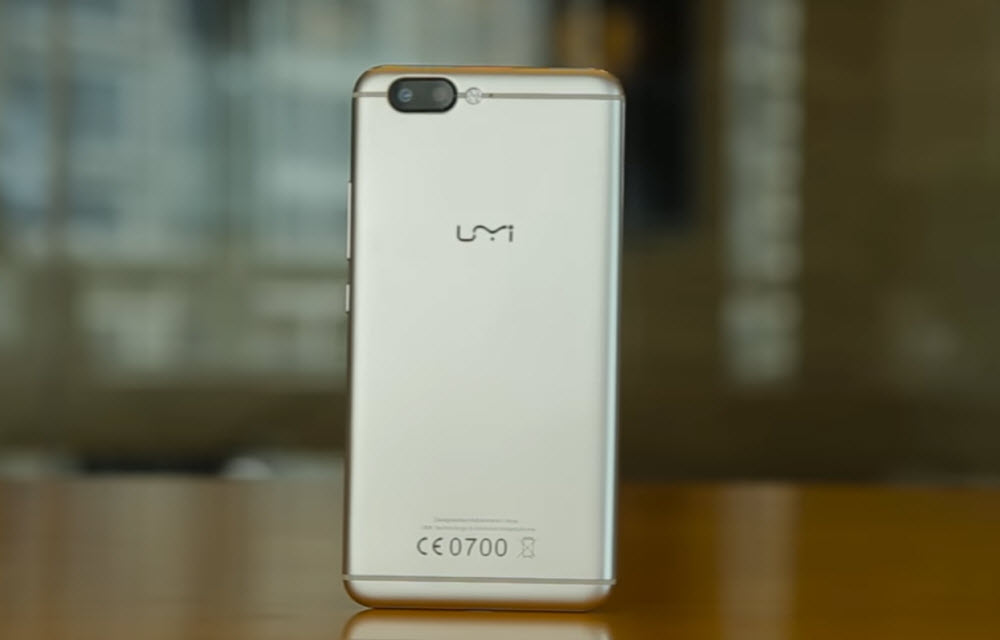 Umi Z 4G Smartphone Review - Helio X27 CPU, 4GB RAM and Powerful Battery