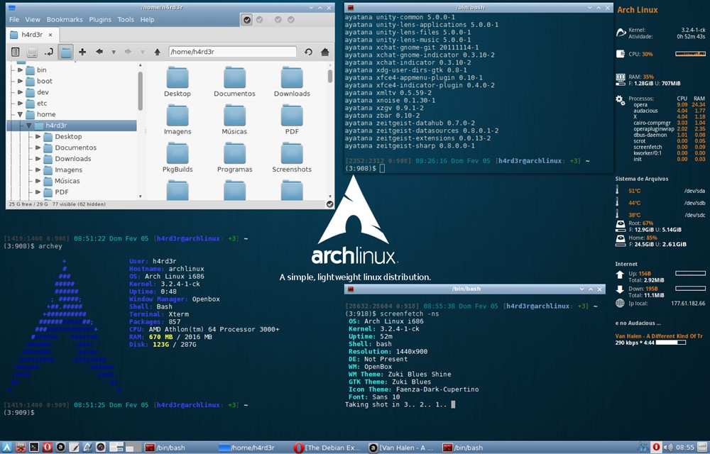 Steps Required To Install Arch Linux