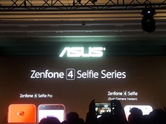 Asus Zenfone 4 Selfie Series 1